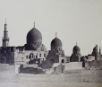 M2010.89.1.47 | Tombs of the Caliphs, Cairo, Egypt, 1862 | Photograph | Antonio Beato |  |