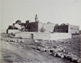 M2010.89.1.89 | Tomb of David, Jerusalem, Palestine, about 1866 | Photograph | Peter Bergheim |  |