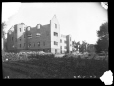 M2011.64.2.2.312N | Sacred Heart boarding school in ruins after fire, Sault-au-Récollet, QC, about 1930 | Photograph | Harry Sutcliffe |  |