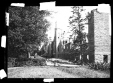M2011.64.2.2.317N | Sacred Heart boarding school in ruins after fire, Sault-au-Récollet, QC, about 1930 | Photograph | Harry Sutcliffe |  |