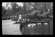 M2011.64.2.3.133N | Group watching ducks in city pond, Montreal (?), QC, about 1935 | Photograph | Harry Sutcliffe |  |