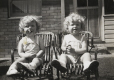 M2011.64.2.6.224 | Annette and Lynette, aged 18 months, Melbourne, Australia, 1936 | Photograph |  |  |