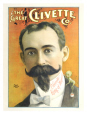 M2014.128.102 | The Great Clivette Co. – Clivette, King of Magicians | Poster | H. C. Miner Lithograph Company |  |