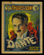 M2014.128.114 | Thurston Presents Dante, Europe's Magician, in Thurston-Kellar Mysteries | Poster | The Otis Lithograph Company |  |