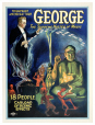 M2014.128.162   George, the Supreme Master of Magic – Triumphant American Tour   Poster   The Otis Lithograph Company     