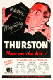 M2014.128.528.1-2 | Thurston Now on the Air | Poster |  |  |