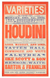 M2014.128.602 | Houdini, the World Famous Jail-Breaker and Handcuff King! | Poster |  |  |