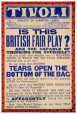 M2014.128.605 | Is This British Fair Play? | Poster |  |  |