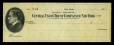 M2014.128.702.122 | Cheque specimen of the Central Union Trust Company of New York | Document |  |  |