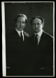 M2014.128.703.64 | Harry Houdini et Howard Thurston, New York, N. Y., vers 1920 | Photographie | Apeda |  |
