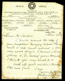 M2014.128.704.20 | Lettre de William R. Minns à Harry Houdini | Lettre |  |  |