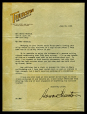 M2014.128.704.5 | Letter to Harry Houdini from Howard Thurston | Letter |  |  |