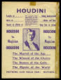 M2014.128.707.39 | Prospectus announcing that Houdini is coming to Barrasford's Hippodrome on July 26th | Prospectus |  |  |