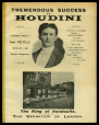 M2014.128.707.45 | Tremendous Success of Houdini | Prospectus |  |  |