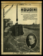 M2014.128.707.46 | The World's Most Famous Dare-Devil Houdini in the Submersible Iron-Bound Box Mystery | Poster |  |  |