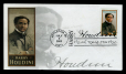 M2014.128.710.15 | Harry Houdini first day cover of the Houdini Museum | Envelope |  |  |