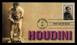 M2014.128.710.17 | Harry Houdini first day cover  | Envelope |  |  |