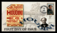 M2014.128.710.18 | Harry Houdini first day cover  | Envelope |  |  |