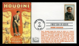 M2014.128.710.24 | Harry Houdini first day cover  | Envelope |  |  |