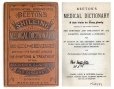 M20383 | Beeton's Shilling Medical Dictionary, A Safe Guide for Every Family, 1894 | Book |  |  |