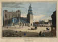 M21761 | Place D'Armes, Montreal | Print | Robert Auchmuty Sproule (1799-1845) |  |
