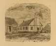M2237 | Protestant Church at the Lake of the Two Mountains | Print | John Henry Walker (1831-1899) |  |