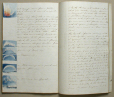 M2634 | Aurora borealis observation journal of Sir George Back | Diary | Sir George Back |  |