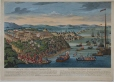 M3971 | A view of the taking of Quebec September 13th 1759 | Print | Anonyme - Anonymous |  |
