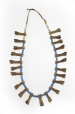 M4965 |  | Necklace | Anonyme - Anonymous | Aboriginal | Northern Plains?