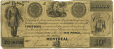M5275 | Ten-pence bill with the signatures of Thomas and William Molson | Currency |  |  |