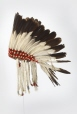 M5345 |  | Headdress | Anonyme - Anonymous | Aboriginal: Assiniboine or Nakoda | Northern Plains