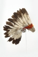 M5346 |  | Headdress | Anonyme - Anonymous | Aboriginal: Assiniboine or Nakoda | Northern Plains