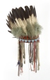 M5348 |  | Headdress | Anonyme - Anonymous | Aboriginal: Assiniboine or Nakoda | Northern Plains