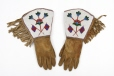 M5430.0-1 |  | Gloves | Anonyme - Anonymous | Aboriginal: Assiniboine or Nakoda | Northern Plains