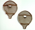 M5871.0-1 |  | Snowshoes | Anonyme - Anonymous | Aboriginal: Naskapi | Eastern Subartic