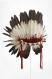 M5996 |  | Headdress | Anonyme - Anonymous | Aboriginal: Assiniboine or Nakoda | Northern Plains