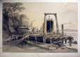 M6924.4 | Britannia Bridge: platform and construction of tubes, September 1848 | Print | George Hawkins |  |