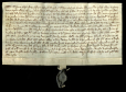 M7151 | Grant of an annuity between Philipp [Godrich] and John Snow, Bristol, Angleterre | Manuscript |  |  |