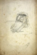 M7516.1 | Baby and bassinette | Drawing | John Henry Walker (1831-1899) |  |