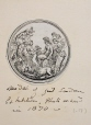 M911.1.17 | Medal of first London Exhibition | Print | John Henry Walker (1831-1899) |  |