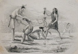M911.1.21 | Indian fight scene | Print | John Henry Walker (1831-1899) |  |