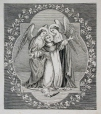 M911.1.26 | Angel and a saint | Print | John Henry Walker (1831-1899) |  |
