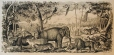 M911.1.29 | Group of animals | Print | John Henry Walker (1831-1899) |  |