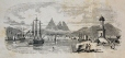 M911.1.34 | Unidientified harbour | Print | John Henry Walker (1831-1899) |  |