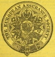 M929.17.2 | Emblem of The European Assurance Society | Print | John Henry Walker (1831-1899) |  |
