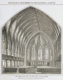 M929.17.9 | Interior of Trinity Church | Print | John Henry Walker (1831-1899) |  |