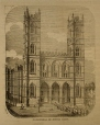 M929.29.1.2 | CATHEDRAL OF NOTRE DAME. | Print | John Henry Walker (1831-1899) |  |