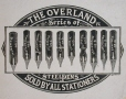 M930.50.1.139 | The Overland series of steelpens | Print | John Henry Walker (1831-1899) |  |