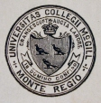 M930.50.1.215 | Seal of Universitas Collegii McGill | Print | John Henry Walker (1831-1899) |  |