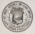 M930.50.1.222 | Seal of Societe Litteraire et Historique du Quebec in Canada | Print | John Henry Walker (1831-1899) |  |